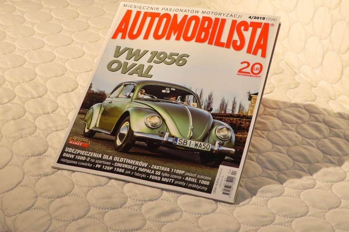 Detale - miesięcznik Automobilista