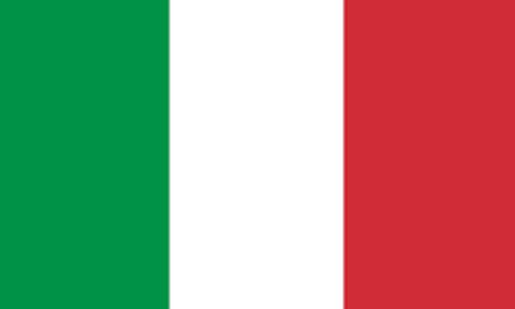 Polskie apartamenty we Włoszech - flaga