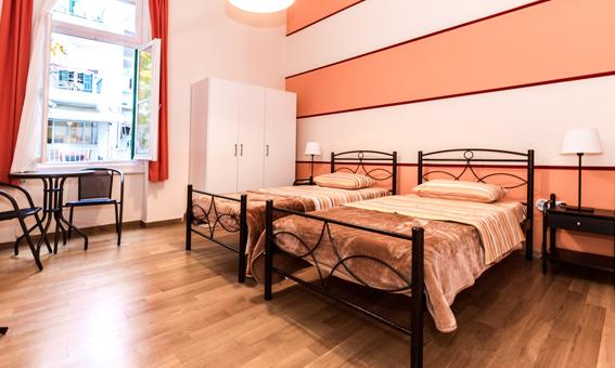 Apartament Petaluda Aristotelus w Atenach