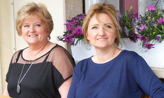 Pani Irenka z córką zapraszają do Isabella Rooms w Ladispoli
