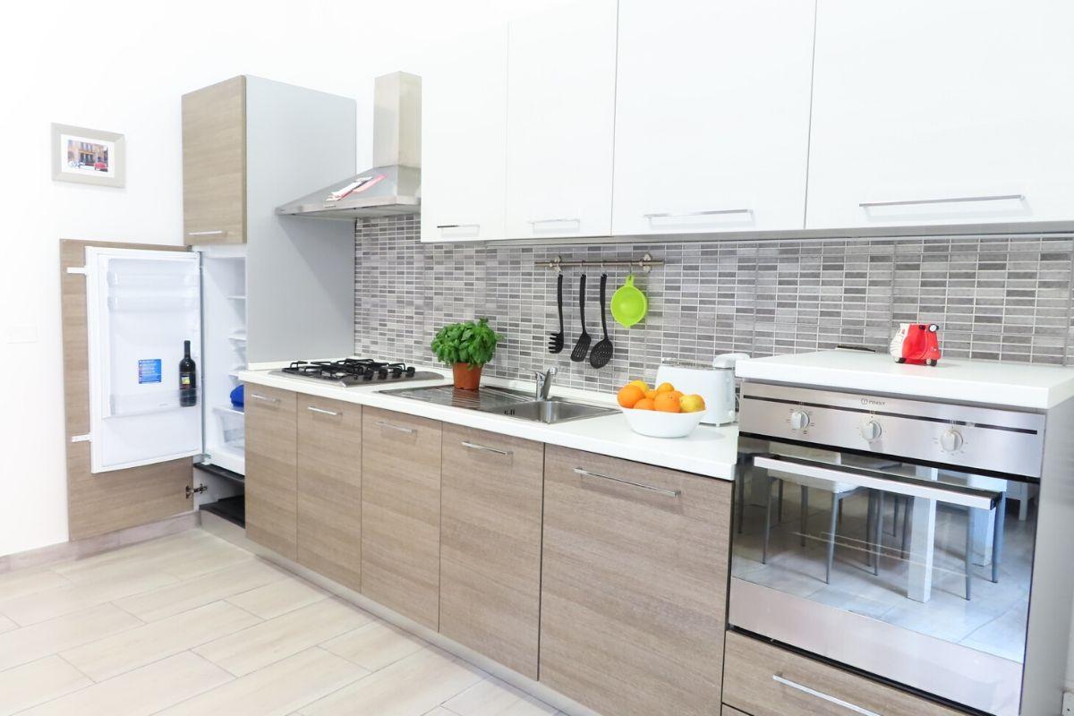 Apartament Vespa Noto - Aneks kuchenny