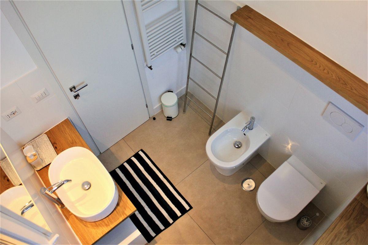 Vatican Apartment Meloria - łazienka