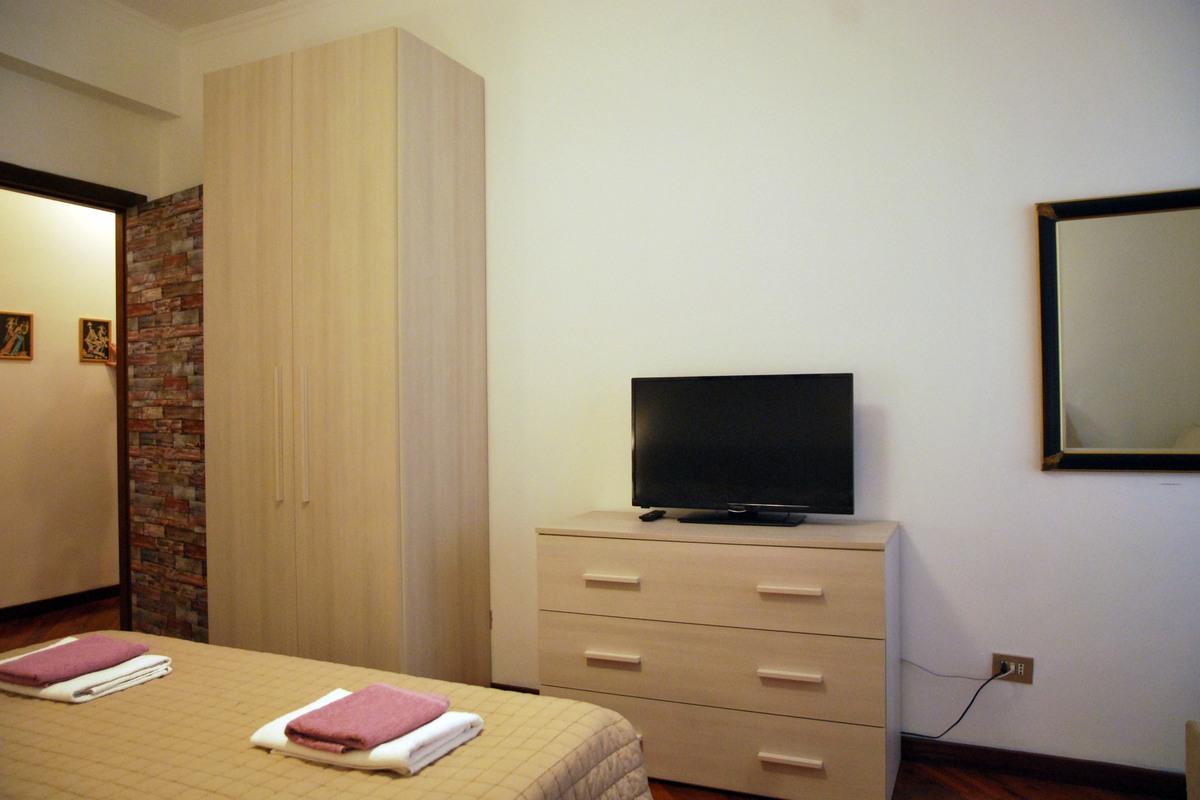 Pokój fioletowy Isabella rooms Prisco w rzymie