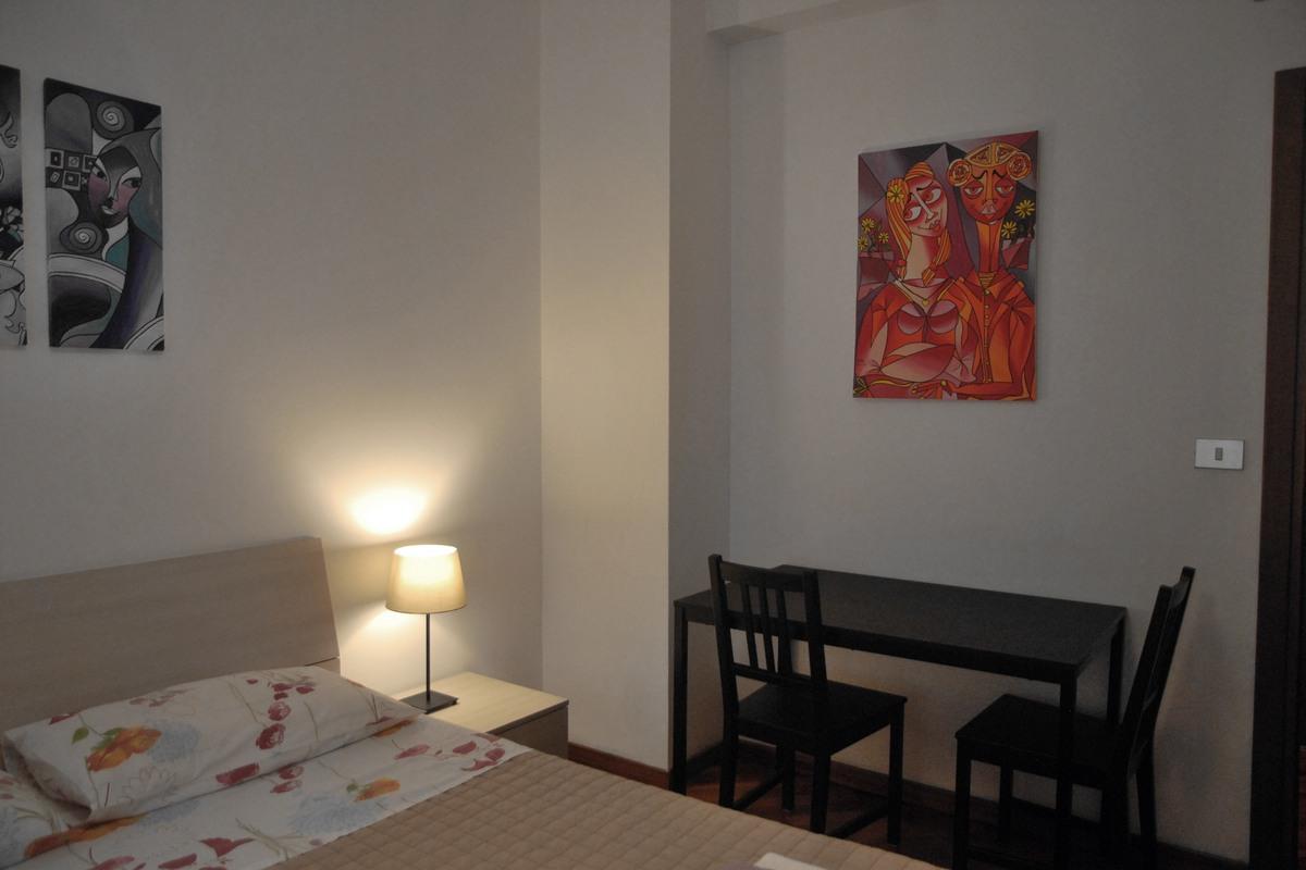 Pokój fioletowy - Isabella Rooms Prisco