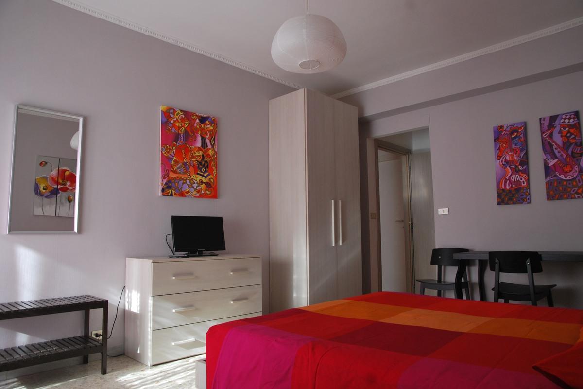 Isabella Rooms w Rzymie - pokój suite