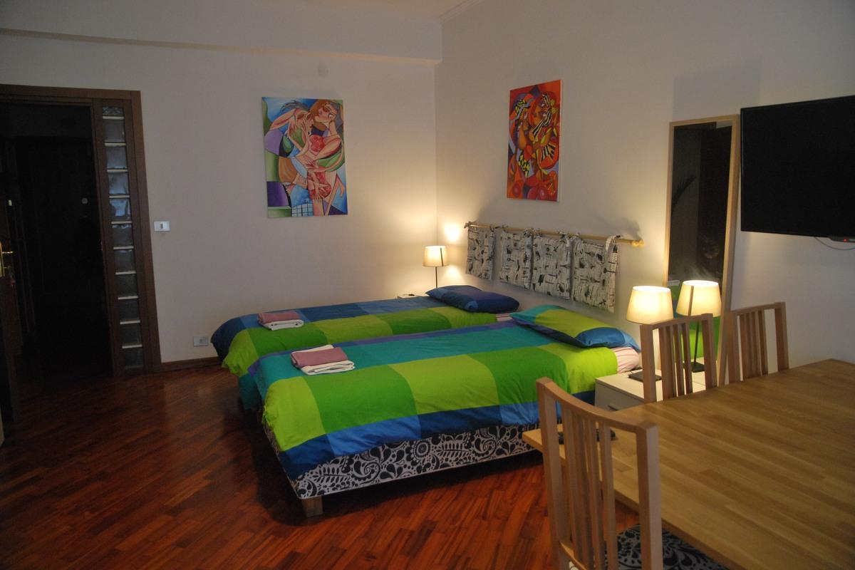 Isabella Rooms Prisco - polski apartament w Rzymie