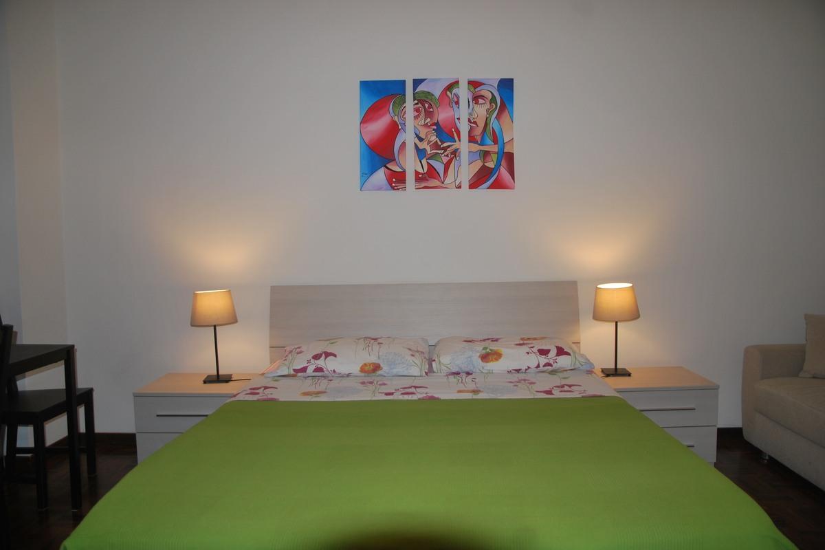 Isabella Rooms Prisco - pokój zielony