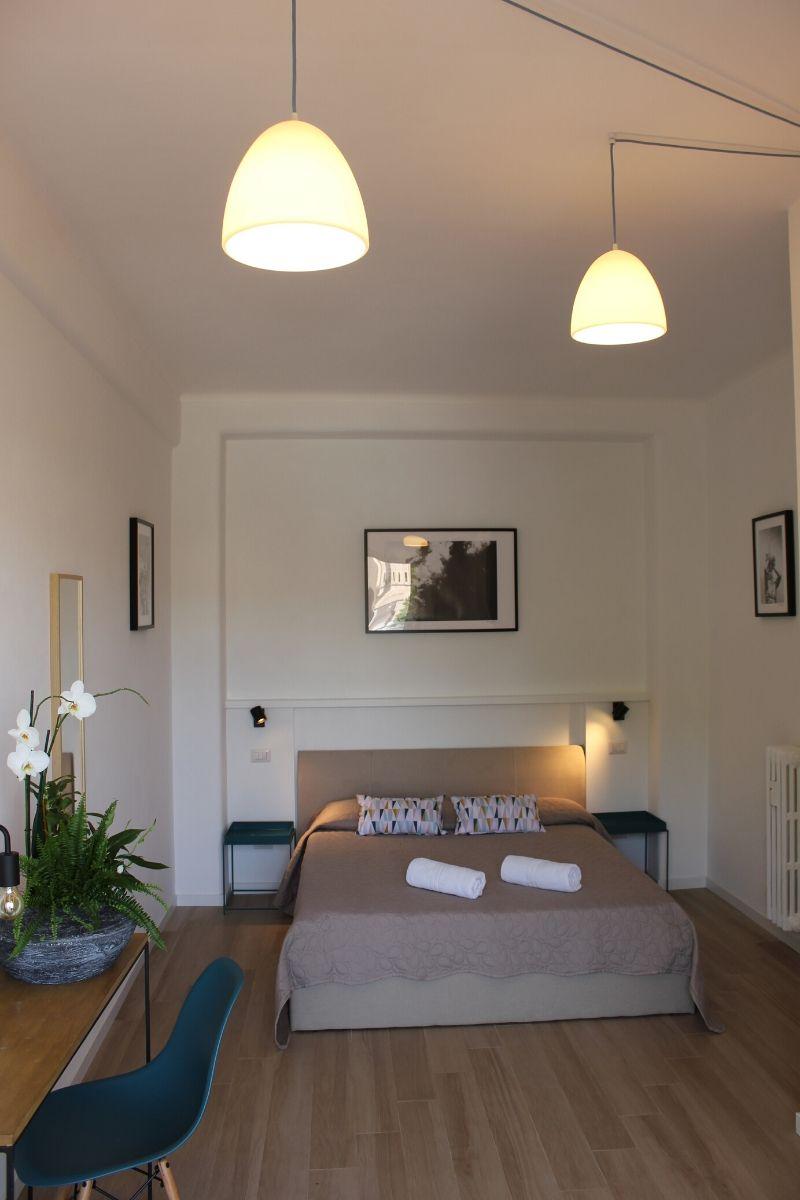 Meloria - beżowa sypialnia