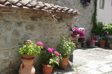Casa Rosmarino w Toskanii