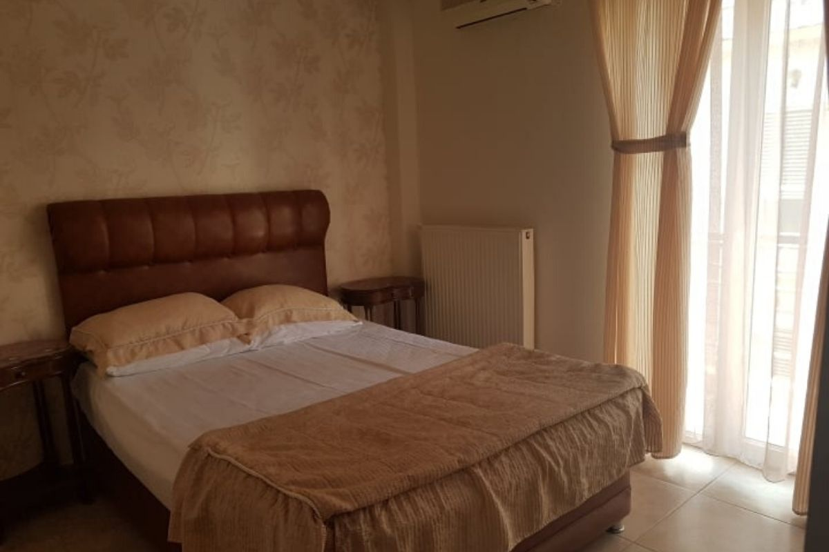 Hotel Honorata w Paralii