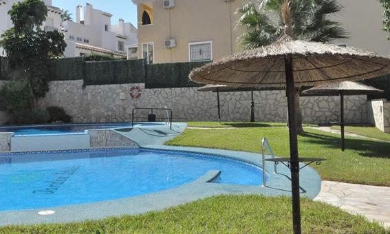 Apartament Jardin de Alba w Orihuela