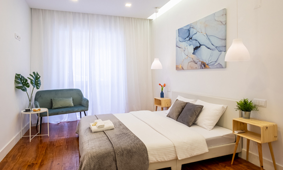 Hola Lisbon Suites w Lizbonie