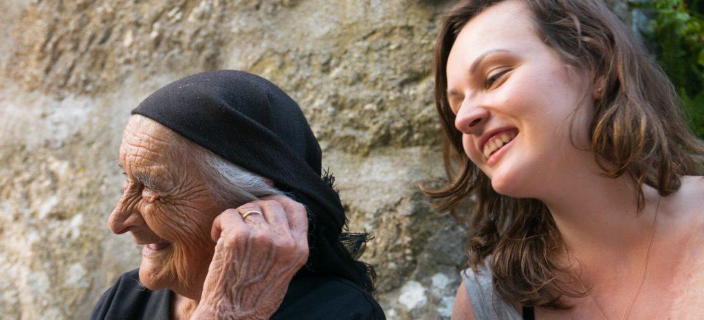 Nasi Gospodarze - Dorota z Porto
