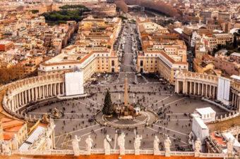 TOP 10 atrakcji w Rzymie