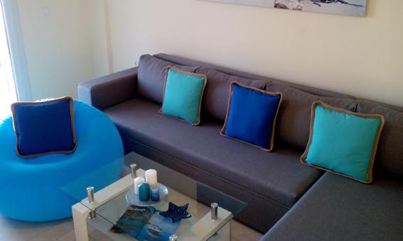 Apartamenty Villa Fokea w Nea Fokea