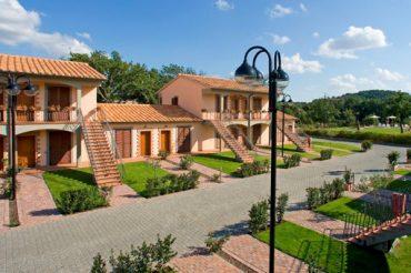 Villaggio Le Querce w Toskanii
