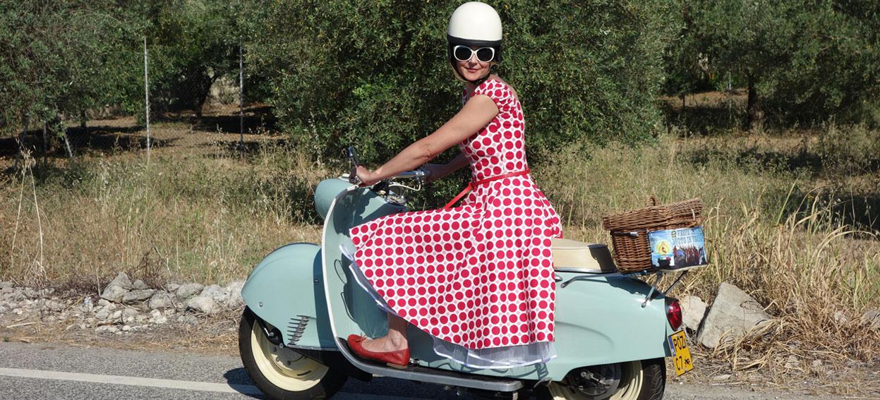 O ukochanej Sycylii opowiada Justyna