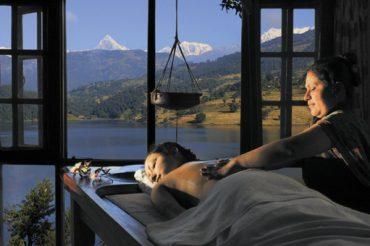Ośrodek Begnas Lake Resort w Pokharze