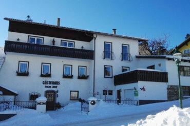 Pensjonat Frans-Jozef w Alpach