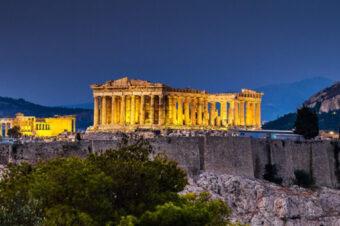 TOP 10 atrakcji w Atenach