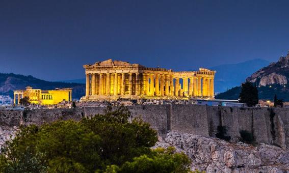 TOP 10 w Atenach - zobacz noclegi u Polaków w greckiej stolicy