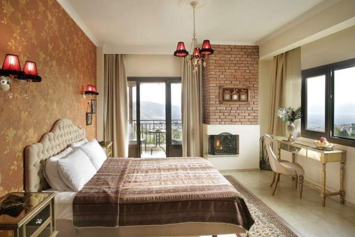 Hotel Nikelli w Grecji