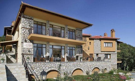 Hotel Nikelli w Elatochori