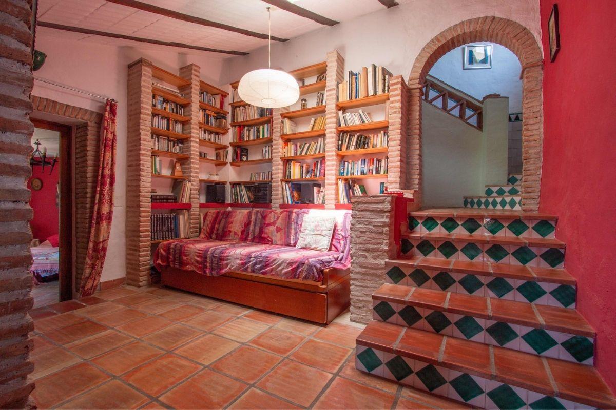 Polski nocleg w Hiszpanii - dom El Jardin