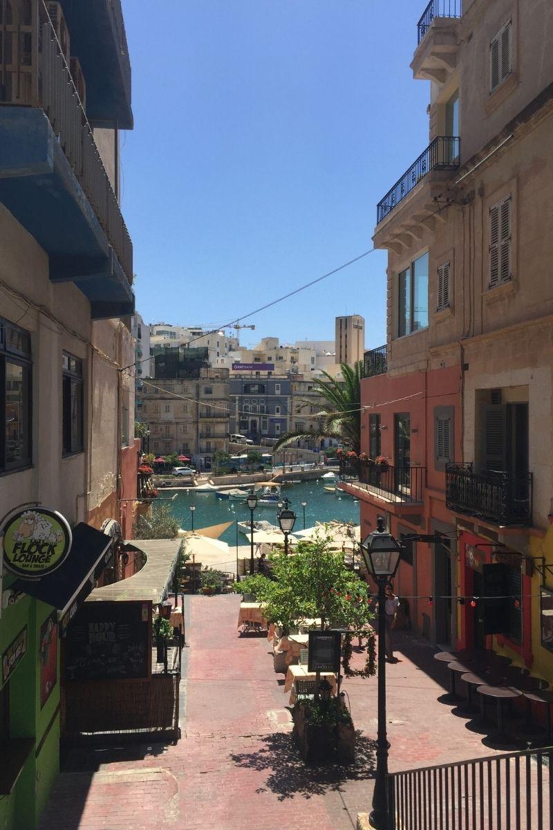 Noclegi u Polaków na Malcie - Apartamenty w Mellieha