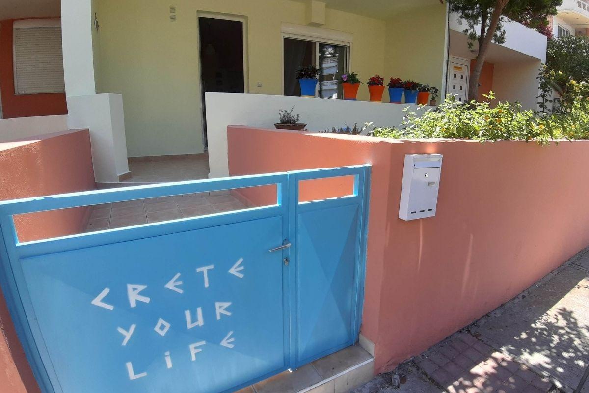 Apartament Crete Your Life - Polskie Noclegi w Grecji