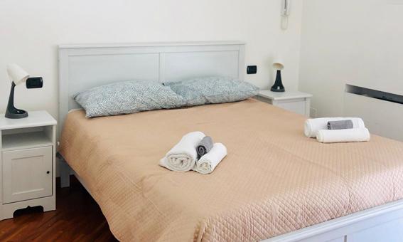 Apartament Via Nicolai w Bari