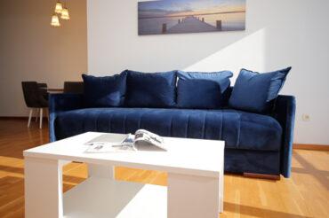Apartament Rafailovici 1 w Budvie