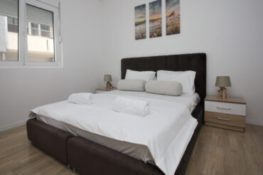 Apartament Rafailovici 2 w Budvie