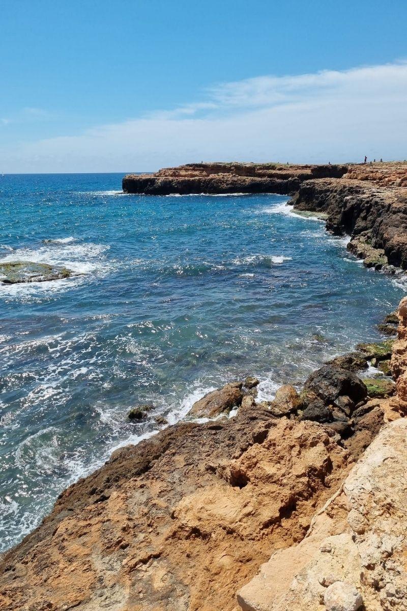 Polskie noclegi na Costa Blanca - nocleg z widokiem na morze
