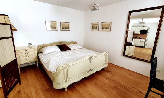 Apartament Sisi w Wiedniu